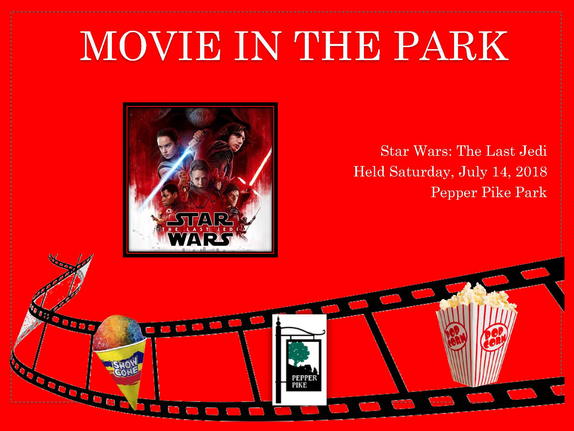 PHOTO GALLERY Movie in the Park Star Wars_1